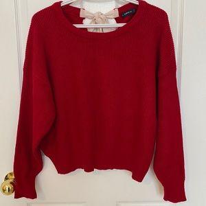Sweaters - Zara cropped knit sweater